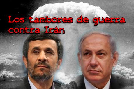 tambores de guerra contra iran